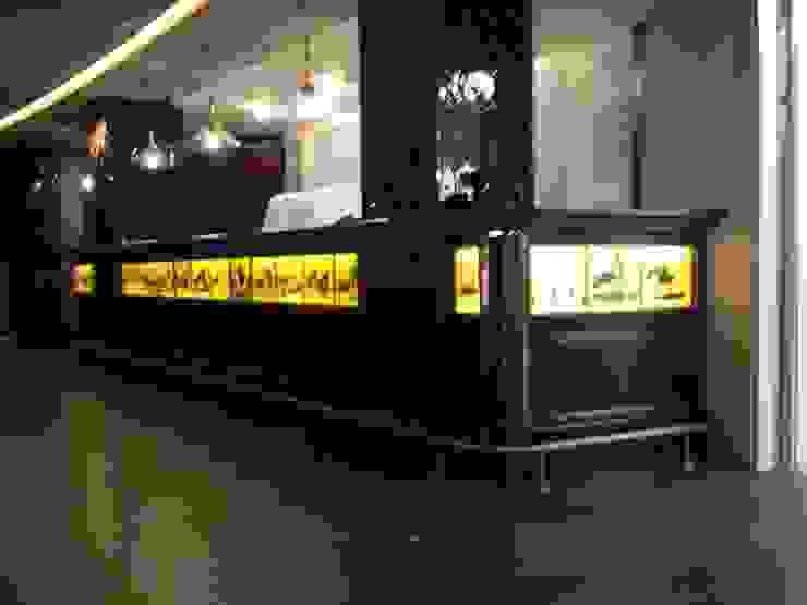 PLATE MADRID, restaurante Ramon Freixa de ESTEPA PROYECTOS ESTUDIO DE INTERIORISMO Ecléctico