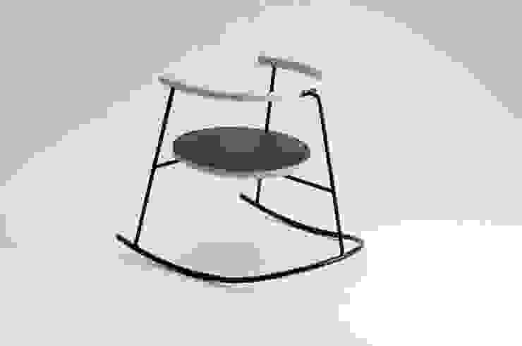 NOBU por Studio Rasmus Warberg Minimalista