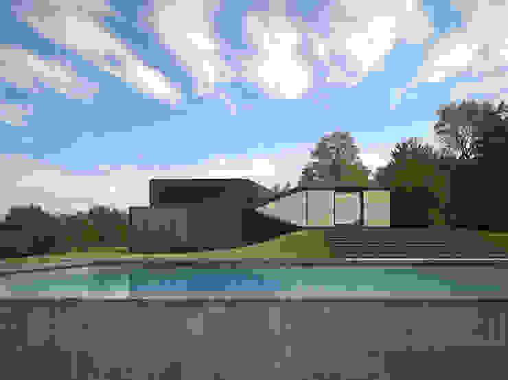 Villa NM New York Casas por UNStudio
