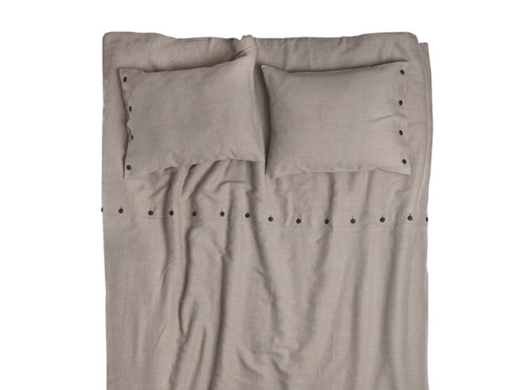 NATURAL linen bedding by Lovely Home Idea od LOVELY HOME IDEA