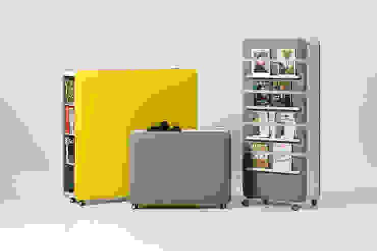 Pillow Acoustic Furniture for Cascando 2014 SMOOL by Robert Bronwasser Studeerkamer/kantoorKasten & planken