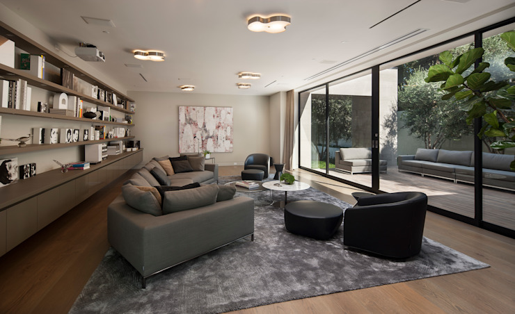 SUNSET STRIP RESIDENCE by McClean Design Modern