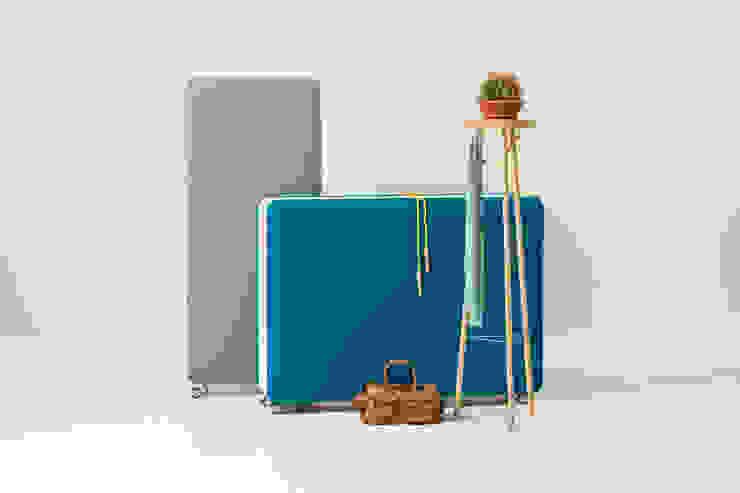 Pillow Acoustic Furniture for Cascando 2014: modern  door SMOOL by Robert Bronwasser, Modern