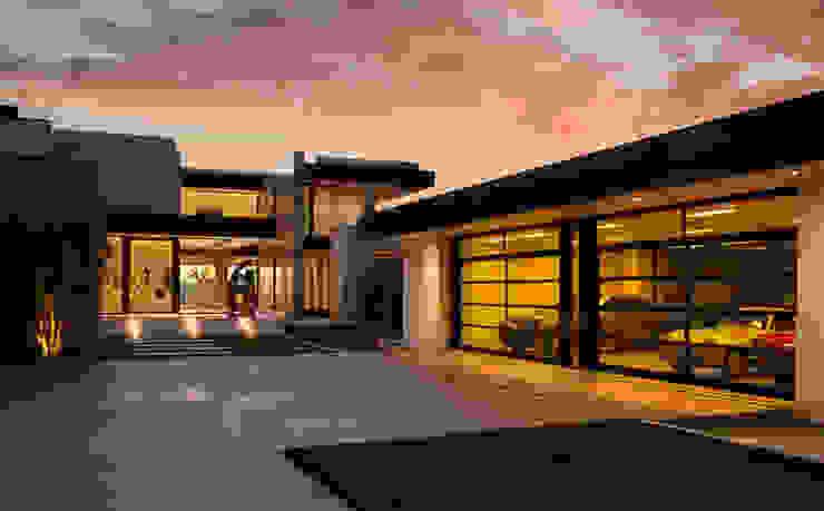 SUNSET STRIP RESIDENCE Casas de estilo moderno de McClean Design Moderno