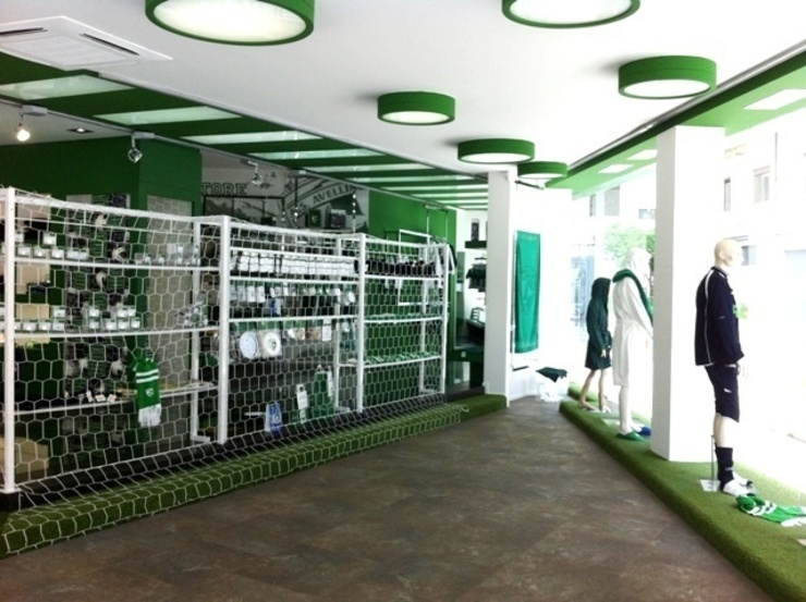 LMarchitects Office spaces & stores