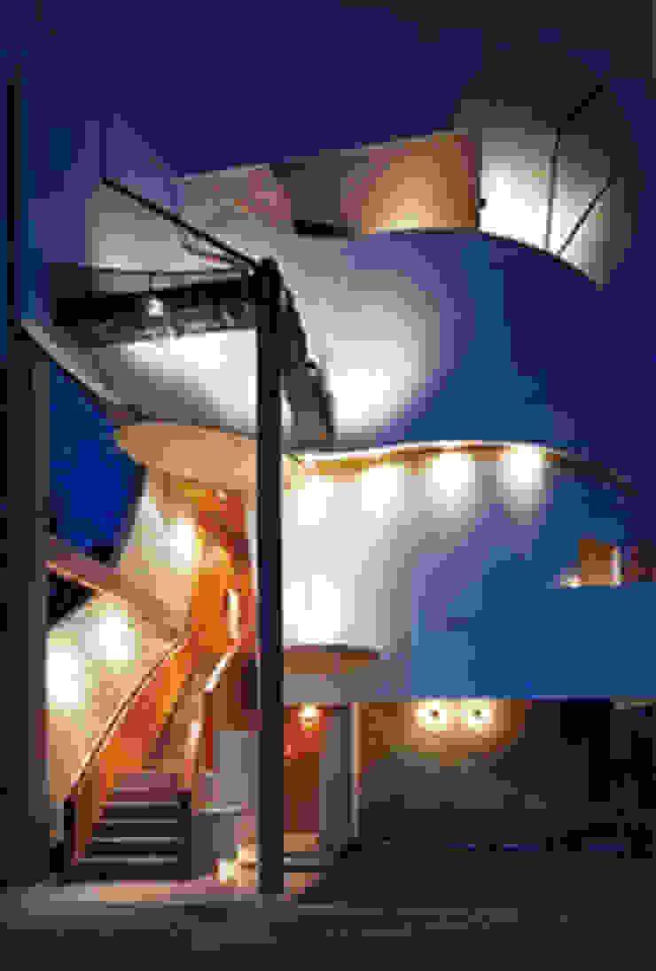 クラブすずらん+レストランぽてと+住宅 の 歌一洋建築研究所 オリジナル