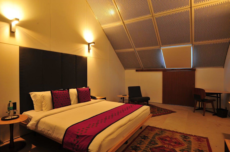 Hotel Mana, Ranakpur, Udaipur: classic  by Architecture Discipline, Classic