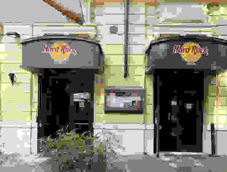 Hard Rock Cafè Roma di Caesar