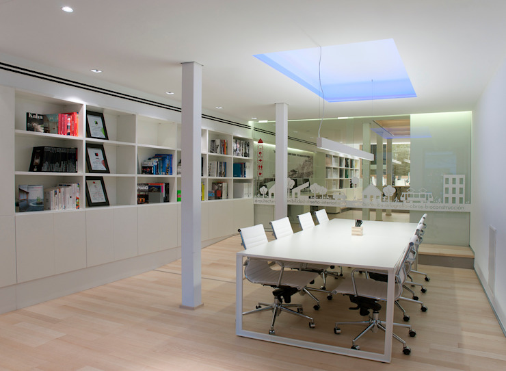 La tienda de arquitectura Espacios de ESPARZA ARQUITECTURA SOSTENIBLE