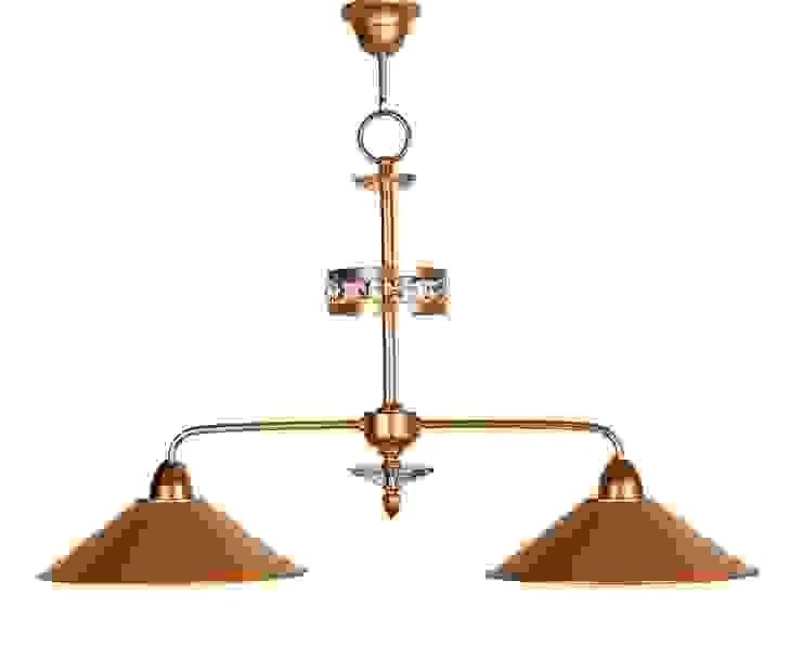 Lámpara clásica 2 luces Riviera de Ámbar Muebles Clásico
