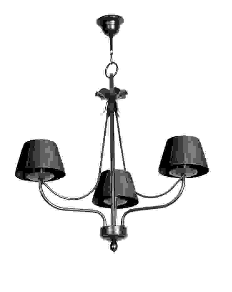 Lámpara clásica 3 luces Giselle de Ámbar Muebles Clásico