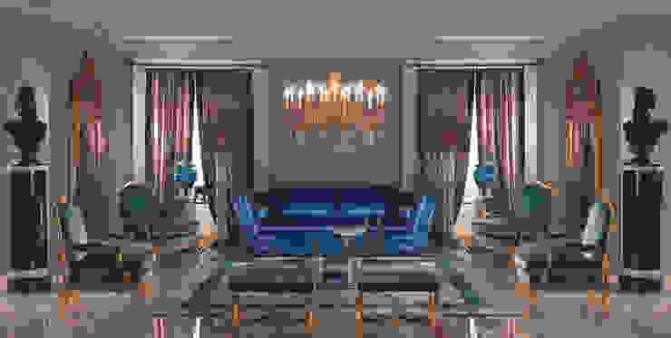 Living room by Zanaboni,