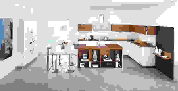 So wird dann jeder Küchen(t)raum schnell zur Wirklichkeit Moderne Küchen von Schmidt Küchen Modern