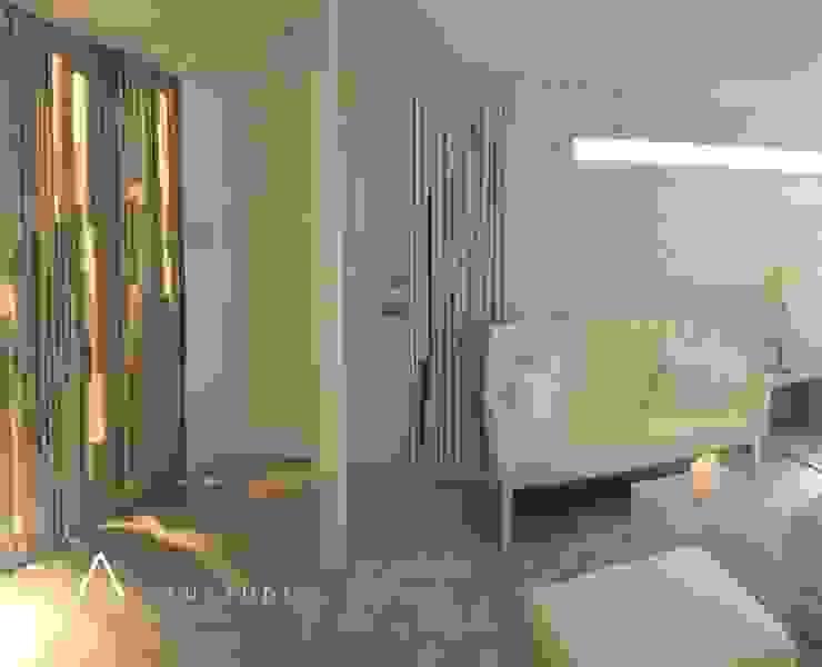 """HOTEL RURAL """"LAS TREIXAS"""" Casas de estilo rústico de FANSTUDIO__Architecture & Design Rústico"""