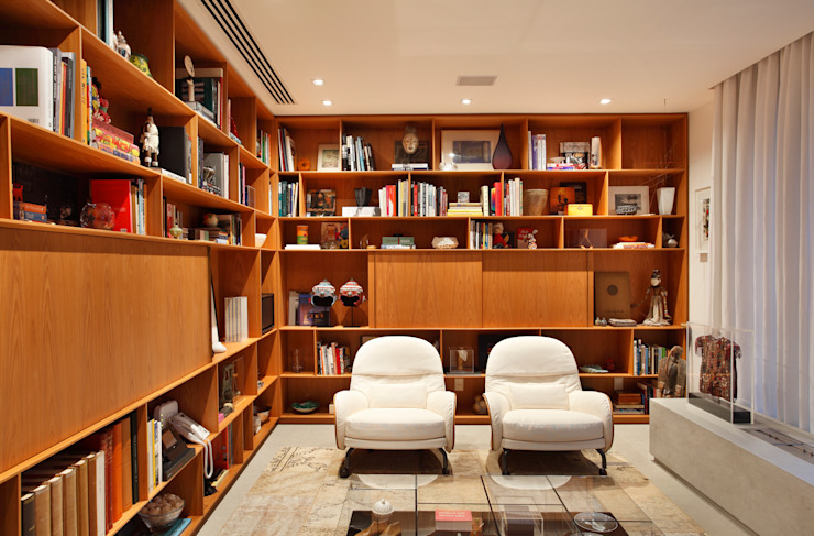 Residência Tempo Casas modernas por Gisele Taranto Arquitetura Moderno