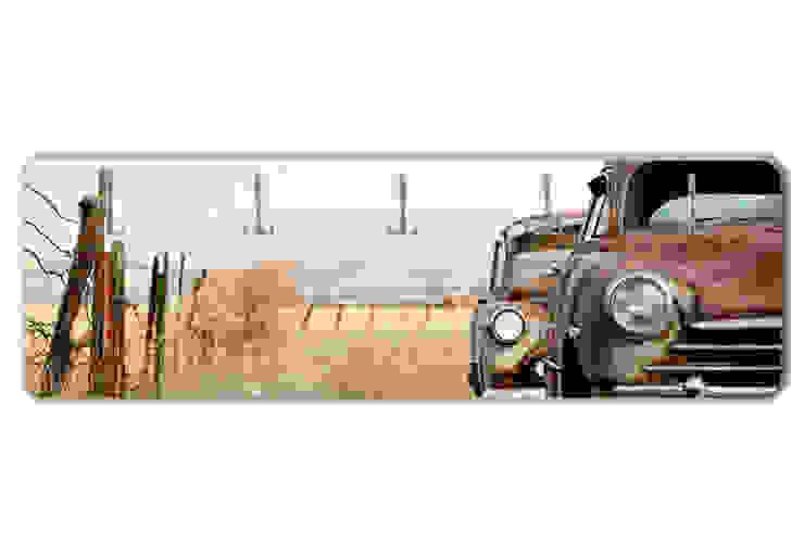 Garderobe Old Rusted Cars von K&L Wall Art Ausgefallen