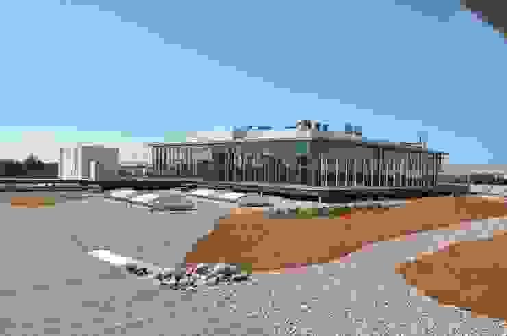 Neubau eines Hochregallagers mit Kantine und Büro von A-Quadrat Architekten + Ingenieure GmbH