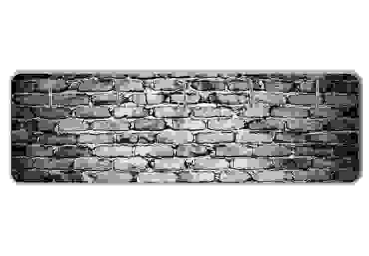 Garderobe Mauer 04 von K&L Wall Art Ausgefallen
