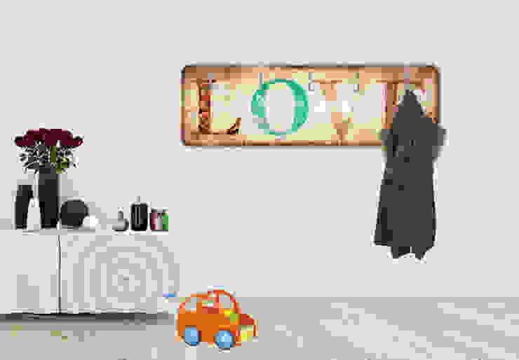 Garderobe Love Vintage von K&L Wall Art Ausgefallen