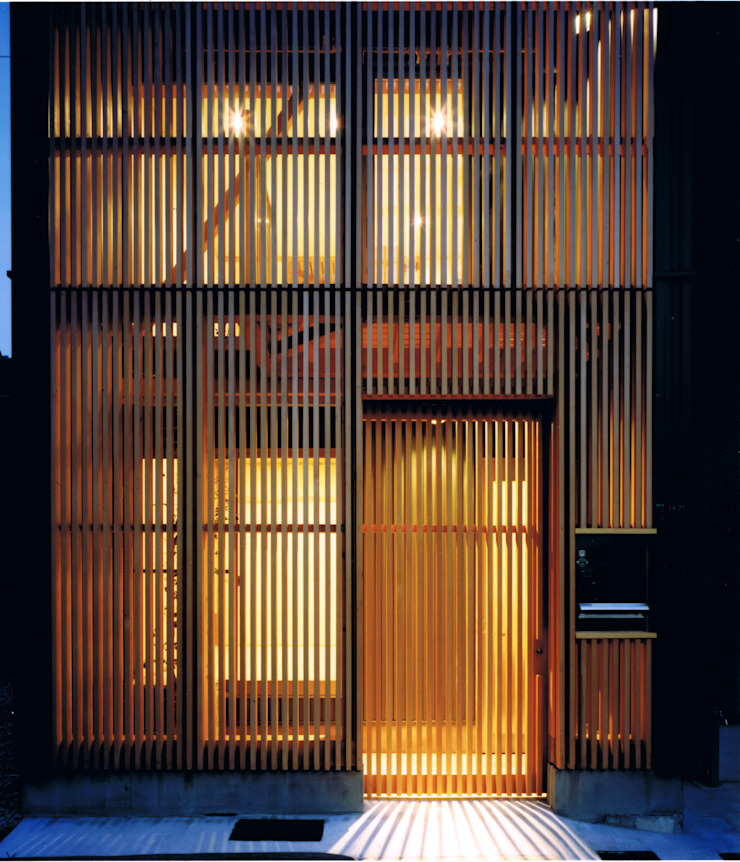 House by 真島元之建築設計事務所 Majima Motoyuki Architect