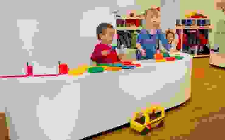 Internationaal kinderdagverblijf Moderne scholen van No Label Modern
