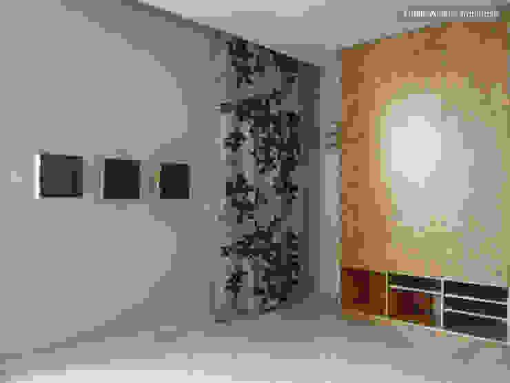LOFT R—PARIS XI Modern Bedroom by Agence d'architecture Odile Veillon / ARCHI-V.O Modern