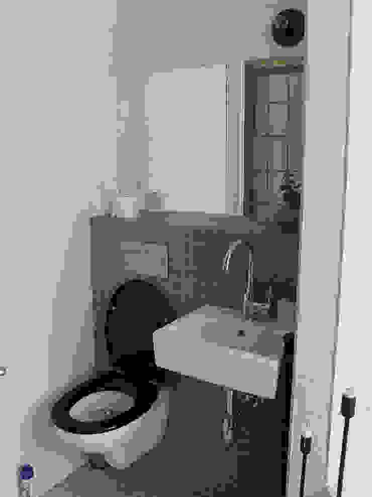 Ванная комната в стиле модерн от No Label Модерн