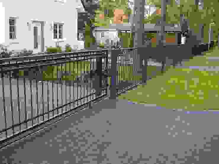 Zaunfactory - Zäune & Tore Garden Fencing & walls