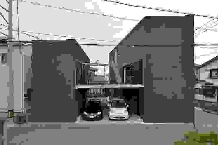 MO-HOUSE: 株式会社長野聖二建築設計處が手掛けた家です。,モダン