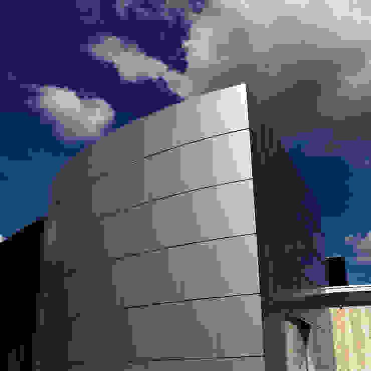 material joints - show-room arredamenti di pietro quatrini architetto Moderno