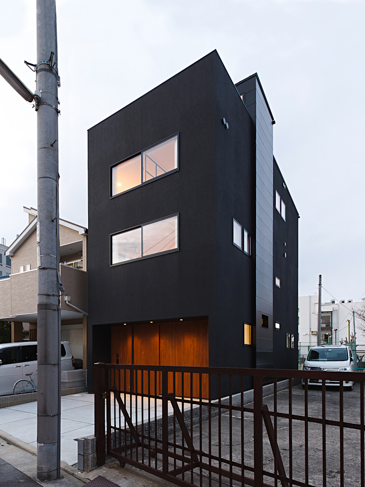 秘密基地のある家 オリジナルな 家 の ラブデザインホームズ/LOVE DESIGN HOMES オリジナル