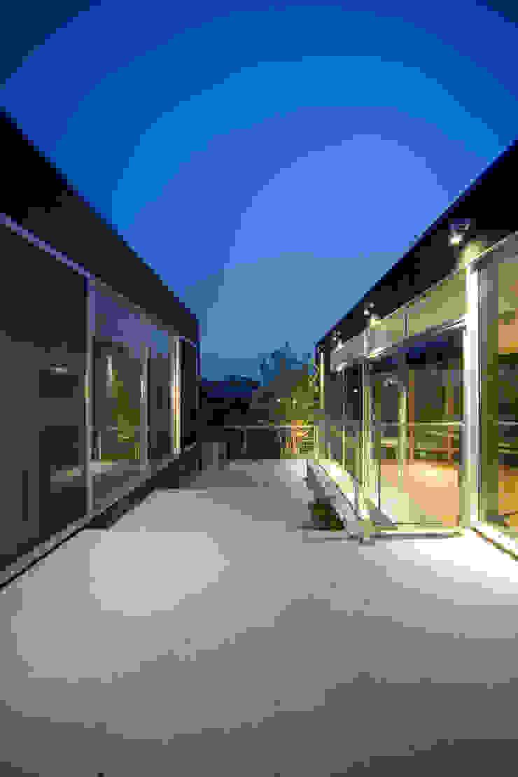 サンカク/ヌケ/サンカク の 有限会社 都市建築設計集団/UAPP