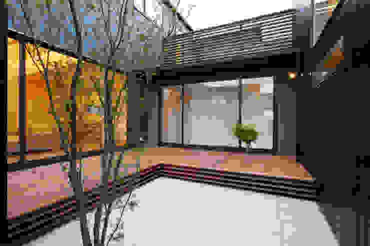 だんだんの家: UGU Architectsが手掛けたです。