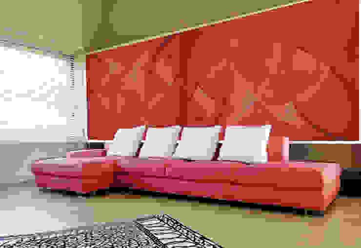 Mural Tzolkin de Murales Artisticos Decorativos Moderno