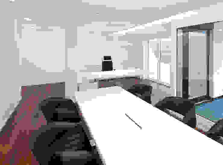 Chefzimmer Moderne Bürogebäude von PFERSICH Büroeinrichtungen GmbH Modern