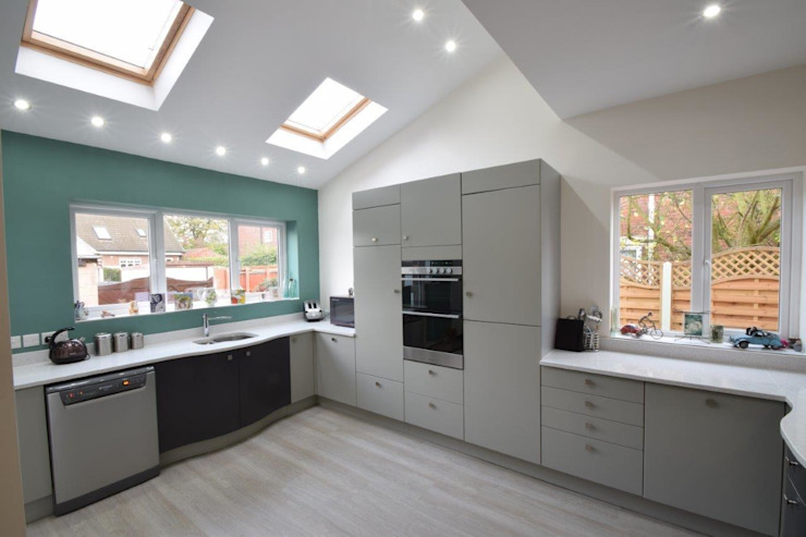 Kitchen Extension by CJA Architecture