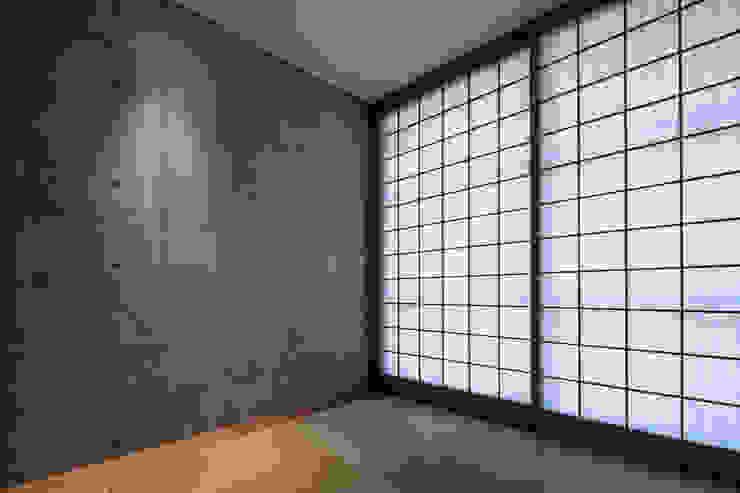 和室 ミニマルな 家 の 川添純一郎建築設計事務所 ミニマル