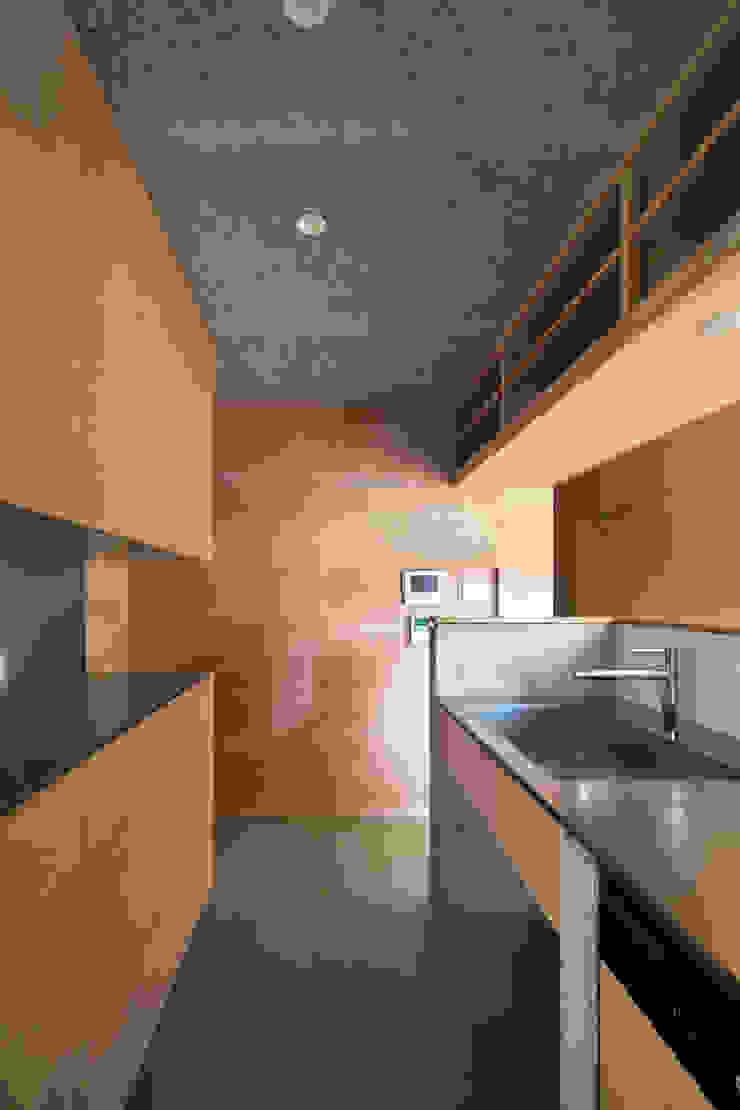 キッチン ミニマルデザインの キッチン の 川添純一郎建築設計事務所 ミニマル