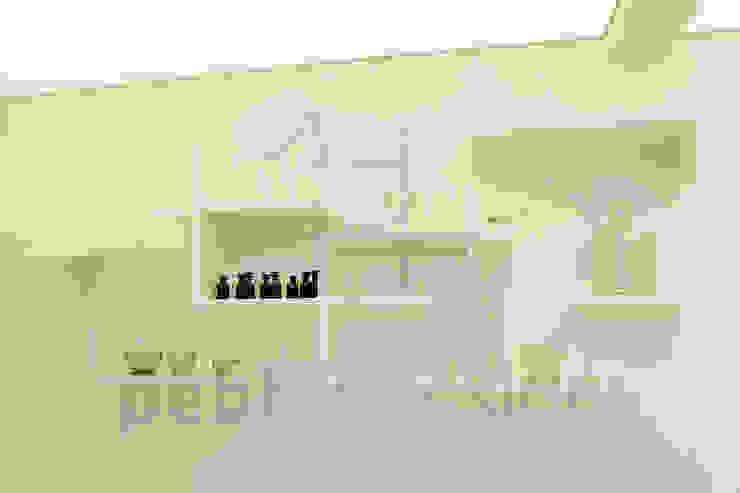 KED Office Modern office buildings by Pebbledesign / Çakıltașları Mimarlık Tasarım Modern