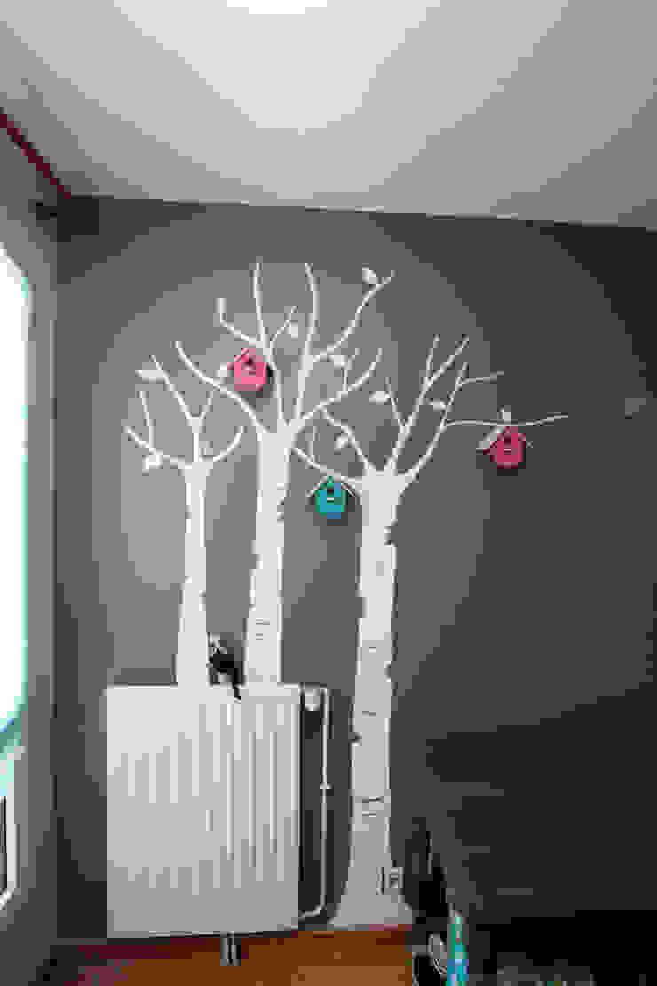 Mur pour enfant par Melanovas Minimaliste