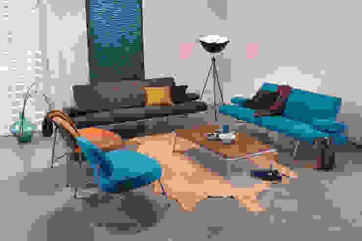 Harvink moderne design bank Armslag : modern  door Harvink, Modern Wol Oranje