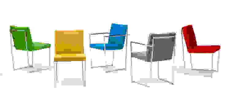 Harvink eetkamer stoelen Point & Dash: modern  door Harvink, Modern