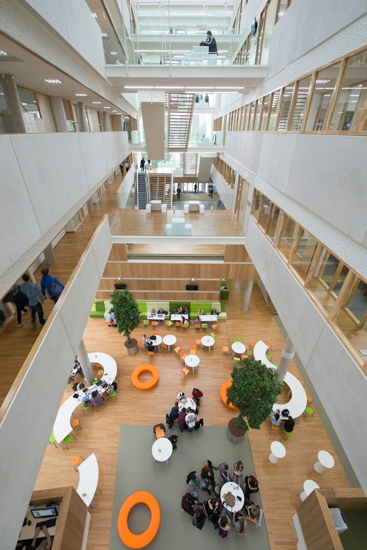 HAN Faculty of Education I/O de Liag Architecten en Bouwadviseurs Moderno