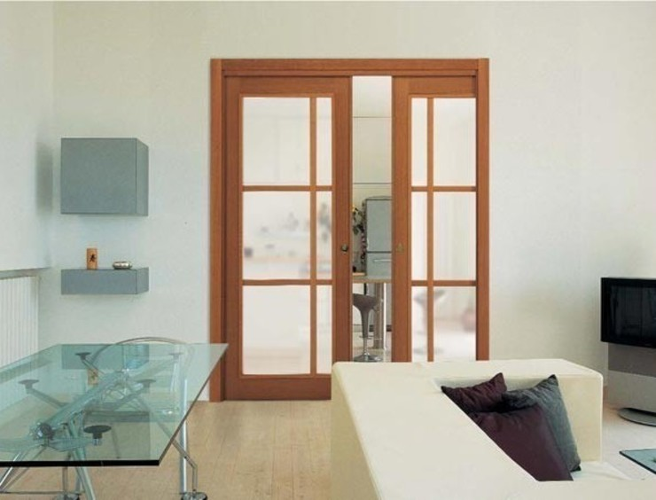 Nusco SpA | porte e finestre Windows & doors Doors