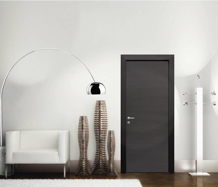 Linea Light di Nusco SpA   porte e finestre Minimalista