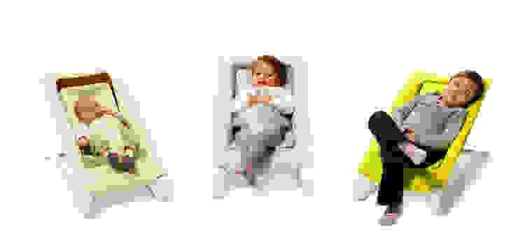 Chaise longue up to 18 kg van Studio Gooris Ltd Minimalistisch