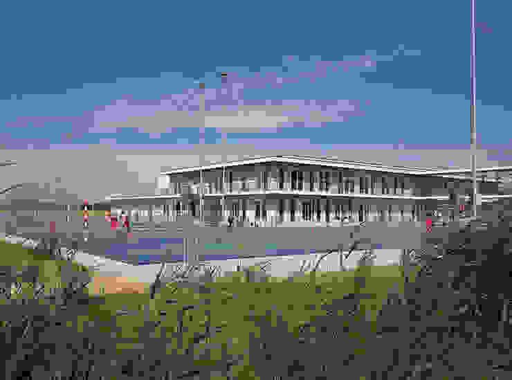 school en sport - scholencomplex - MFA Moderne scholen van No Label Modern