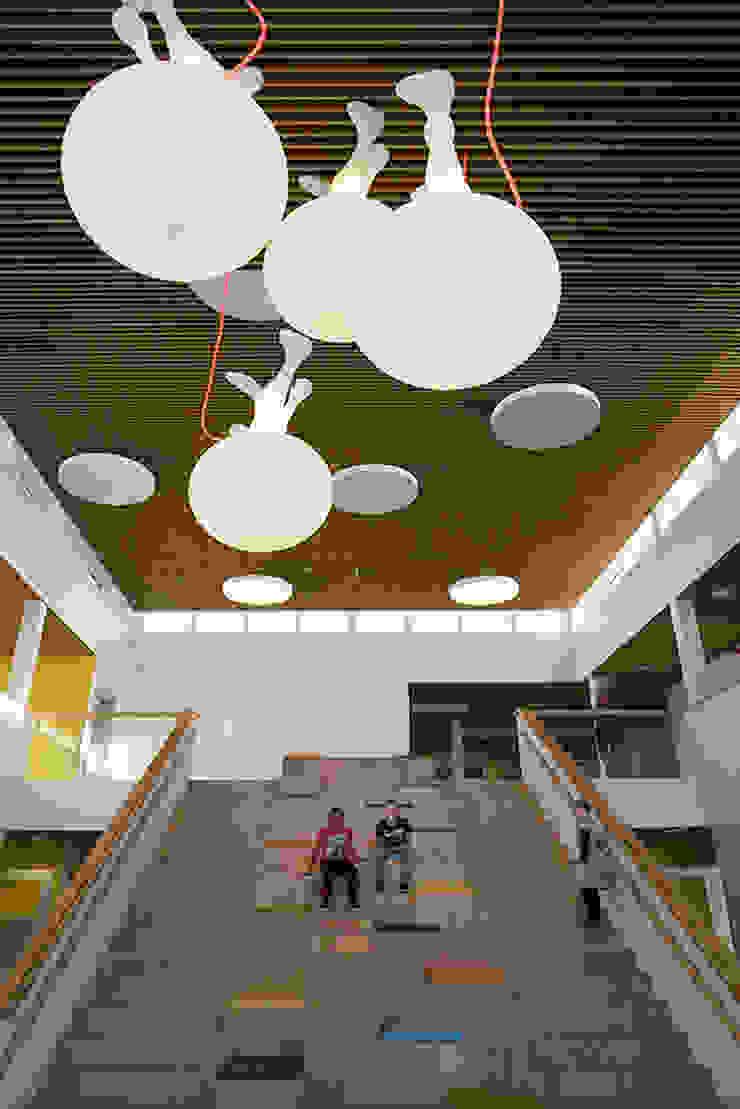 school - scholencomplex - MFA Moderne scholen van No Label Modern