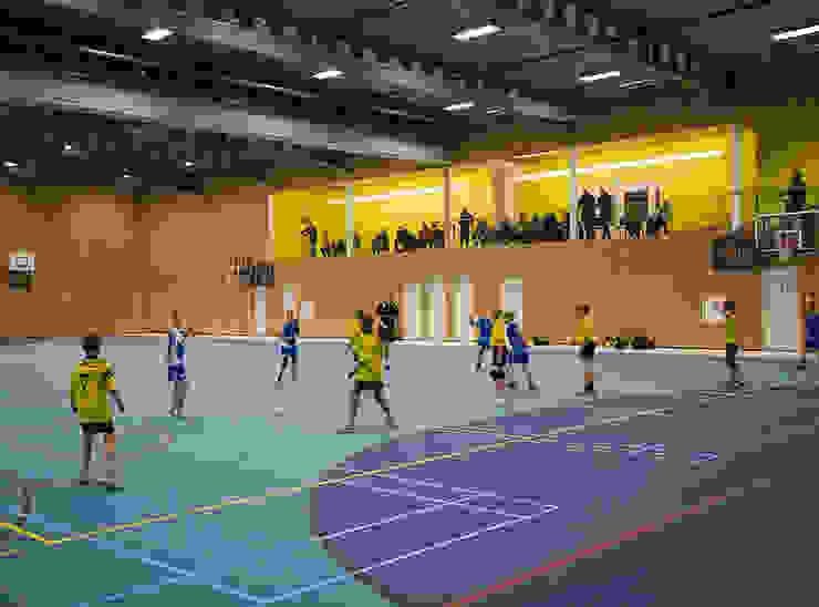 sport Moderne scholen van No Label Modern