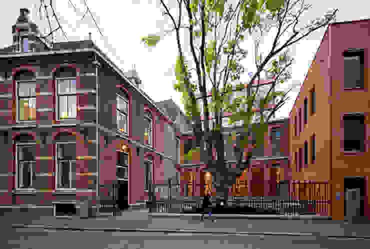 Campus Den Haag Universiteit Leiden van Liag Architecten en Bouwadviseurs Klassiek